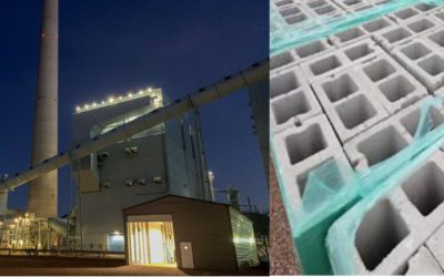 Susteon supports UCLA in completion of pilot-scale testing to convert CO2 into construction products